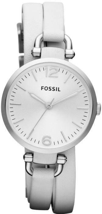 $102 Fossil Ladies Watches with Leather Bracelet Band