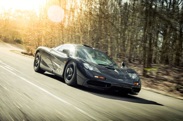 Image for 1998 McLaren F1 HD Pictures