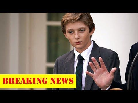 Latest News Today ISIS Just Made A Terrifying Threat Against Barron Trump