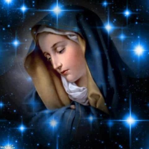 Our Loving Blessed Mother Mary!!! I love Her so very much and She has brought me so close to Her Son Jesus Christ!!!