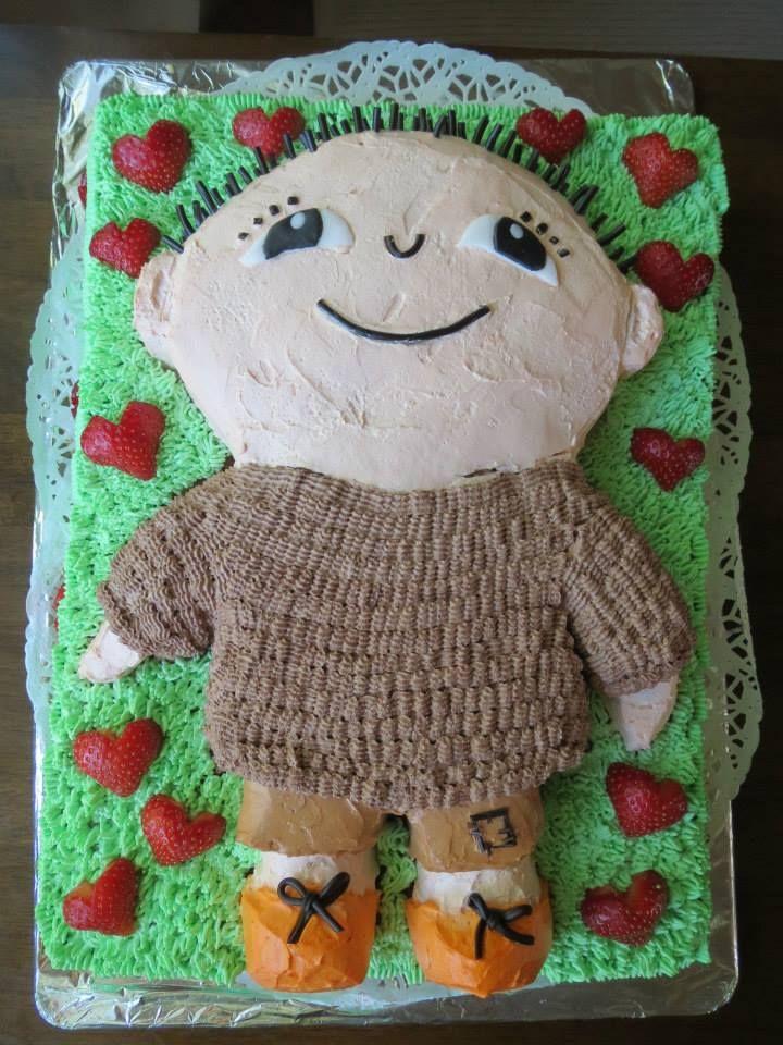 Alfons kakku