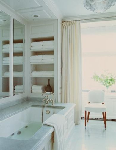 Window Treatments: By The Water