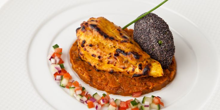 This regal pheasant recipe from Rasoi chef Vineet Bhatia provides the ideal centrepiece to any extravagant dinner party, served with poppyse...