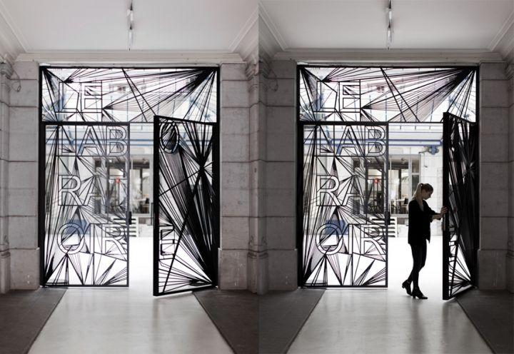 Le Laboratoire. Mathieu Lehanneur. Paris.