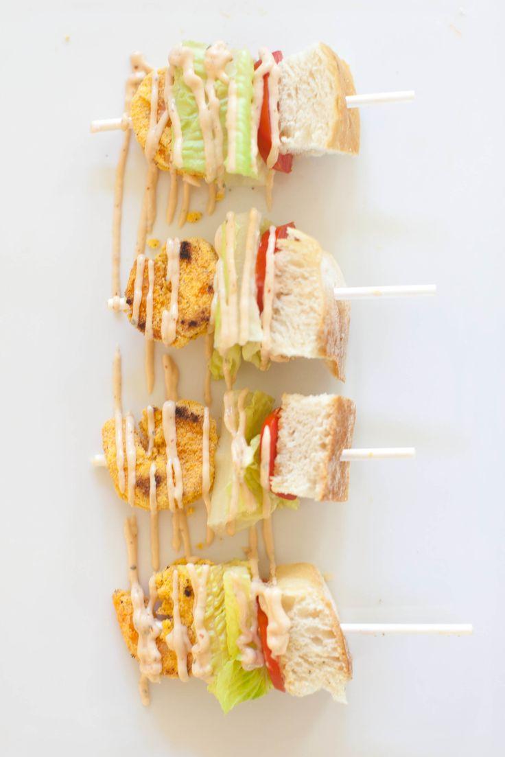101 best Food on a Stick images on Pinterest | Kitchens, Birthdays ...