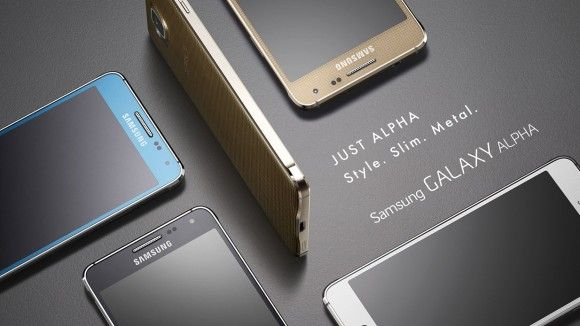 New look of Samsung Galaxy Alpha gets silver variant in India