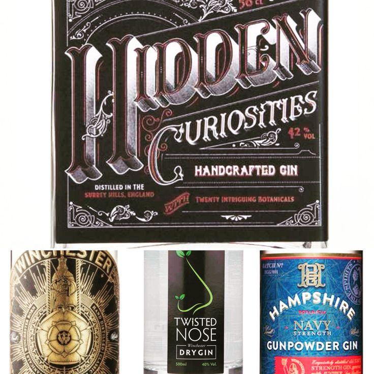 Four new gins for November