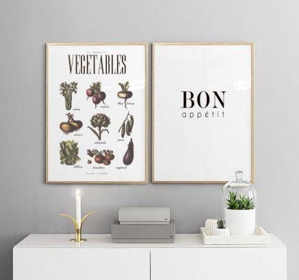 We hebben een brede selectie van posters naar de keuken. We hebben posters die past in elk huis en elke kamer. www.desenio.nl