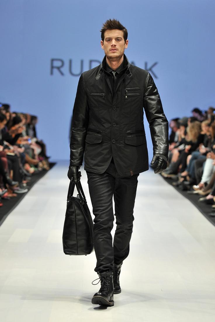 Men's BARRY at World MasterCard Fashion Week