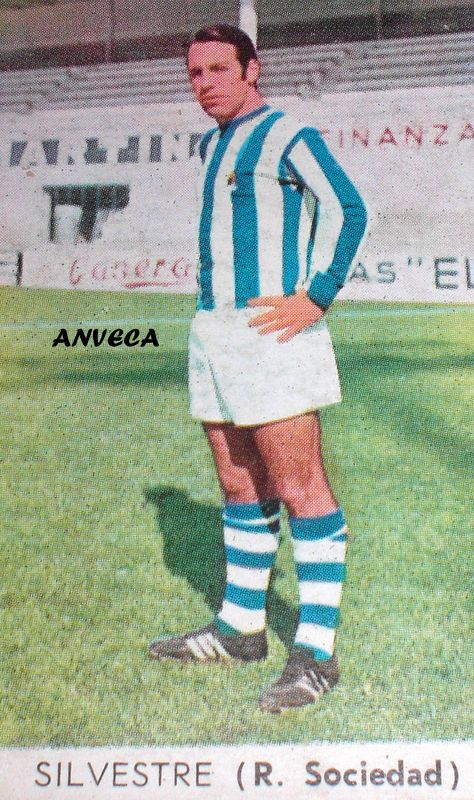 SILVESTRE (R. Sociedad - 1974-75)