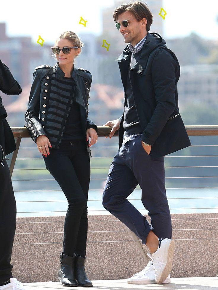 World's Most Stylish Couple | Olivia Palermo & Johannes Huebl