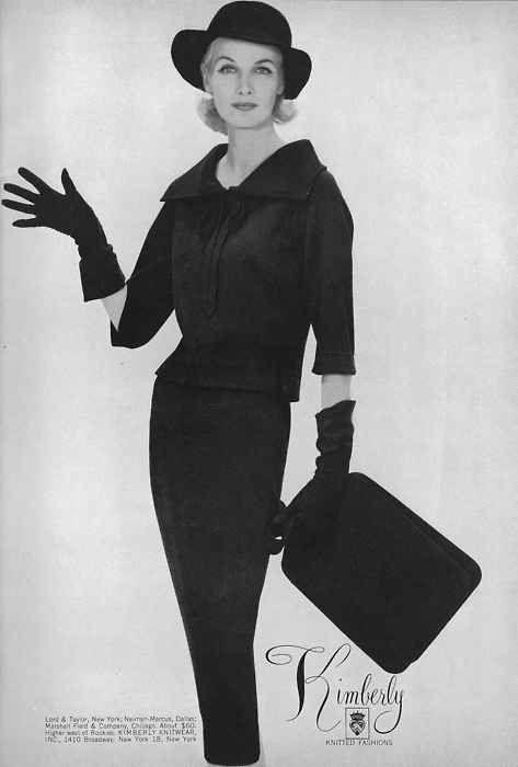Sunny Harnett 1957 for Kimberely