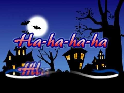 Halloween rap.