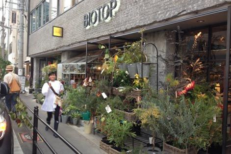BIOTOP OSAKA | SOLSO architectual plant&farm
