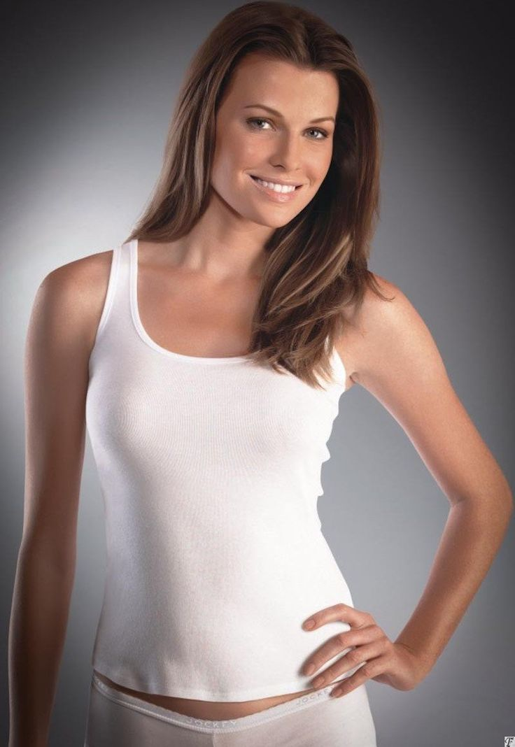 Made From Superior Combed Cotton, This Tank Top Fit Your