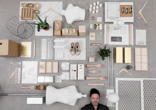 All the things you need to make a pretty store – including our head of visual Anders. www.stories.com