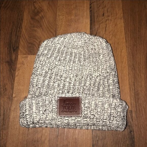 Shop Women's Love Your Melon Gray Black size OS Hats at a discounted price at Poshmark. Description: New. Sold by voguesquared. Fast delivery, full service customer support.