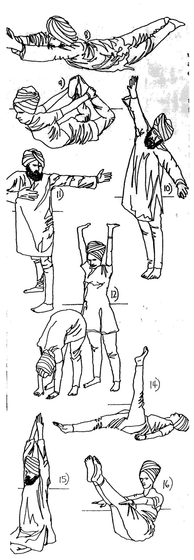 Kundalini Yoga for abdominal strengthening