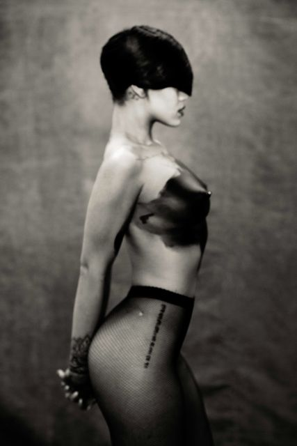 Paolo Roversi, 'Rhianna, Paris,' December 18-2014