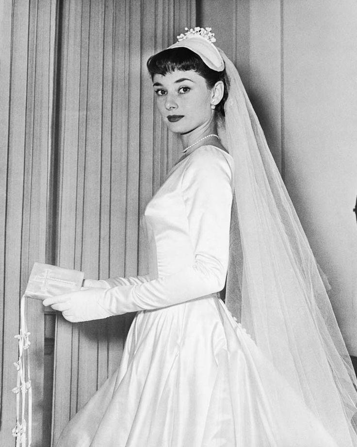 Así fueron las vacaciones eternas de Audrey en Roma. #AudreyHepburn