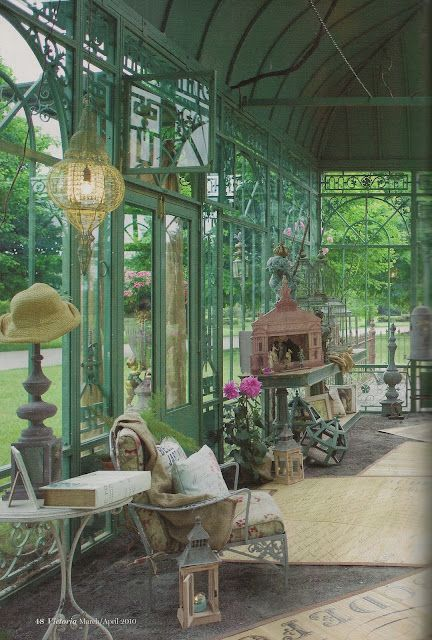 Attached Greenhouse Sunroom Conservatory
