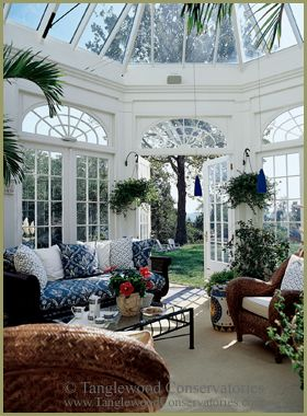 ♥PAT♥ 26 TEA ROOM-CONSERVATORY INTERIOR-ENCLOSED WANT TO BE THERE!