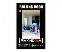 SERVICE & JUAL ROLLING DOOR SUKAMAJU DEPOK TLP 0822 1182 8759 WA 0819 0771 7481 - Gambar 1/6