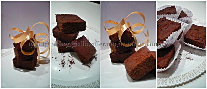 brownies statusmamma status mamma ricetta dolci