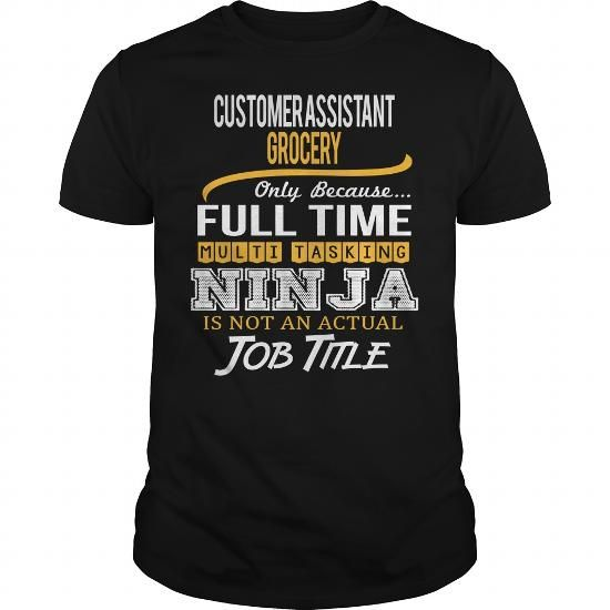 Awesome Tee For Customer Assistant Grocery - #tshirt makeover #hoodie design. LIMITED TIME PRICE => https://www.sunfrog.com/LifeStyle/Awesome-Tee-For-Customer-Assistant-Grocery-Black-Guys.html?68278