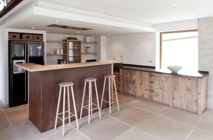 Loft Kuche Mit Kochinsel Jo Wynant Kitchen | Villaweb At Kuchen Deko. Novy  Pureu0027line Integrated In A Contemporary Kitchen Design By Dirk, Kuchen Deko