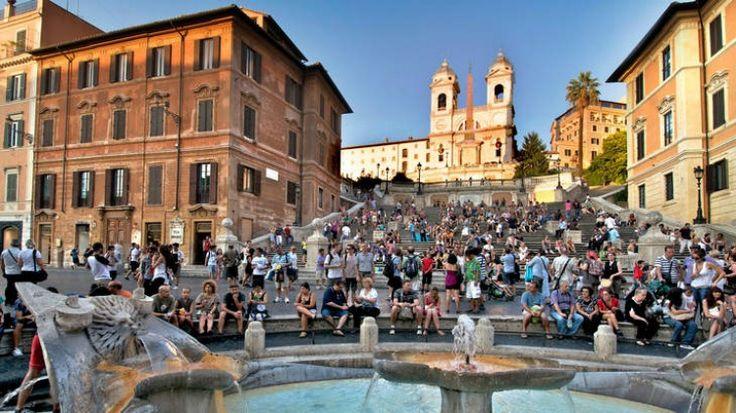 One day, three ways: Rome