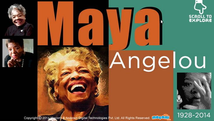 a biography of maya angelou an american author and poet Browse through maya angelou's poems and quotes 53 poems of maya angelou phenomenal woman, still i rise, the road not taken, if you forget me, dreams (born marguerite ann johnson on april.
