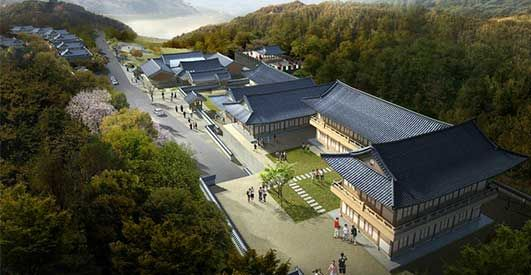 World Confucianism Sunbi Culture Park & Korean Cultural Theme Park South Korea