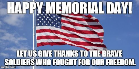 memorial day for elementary school