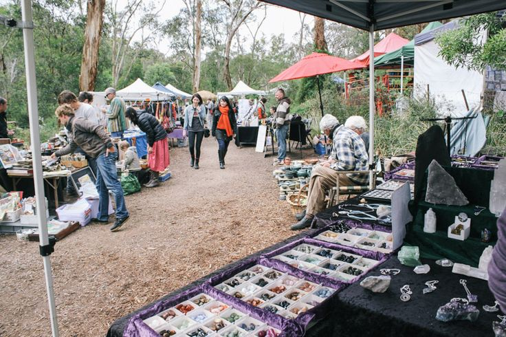 St Andrews Market. This gem of a market offers a relaxed ambience paired with unique, quirky and quite fabulous goods. | Klaus and Fritz | http://klausandfritz.com/st-andrews-market/