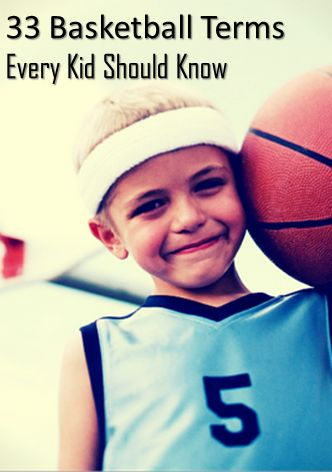 Picking up a new hobby often results in a learning curve, especially when it comes to learning the lingo surrounding the activity. Basketball is no different. Before your child takes the court for the first time, make sure they're familiar with these basic terms all players should know. - http://www.active.com/kids/basketball/articles/33-basketball-terms-every-kid-should-know?cmp=-17N-60-S1-T3-D7-11152015-123