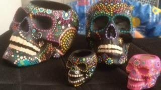 💀💀❤️... Pide la tuya del color que quieras #ideas #instagood #instalike #life #love #like4like #likeforlike #apoyandolonuestro #alaventa #alcancias #instarepost20 #instarepost #mexico #mexicolindo #cdmx  #garden #guarden #lifestyle #surprise #piggy #piggybank #diamonds #ideas #instagood #instalike #life #love #like4like #likeforlike #apoyandolonuestro #calavera #calaveramexicana #brillantin