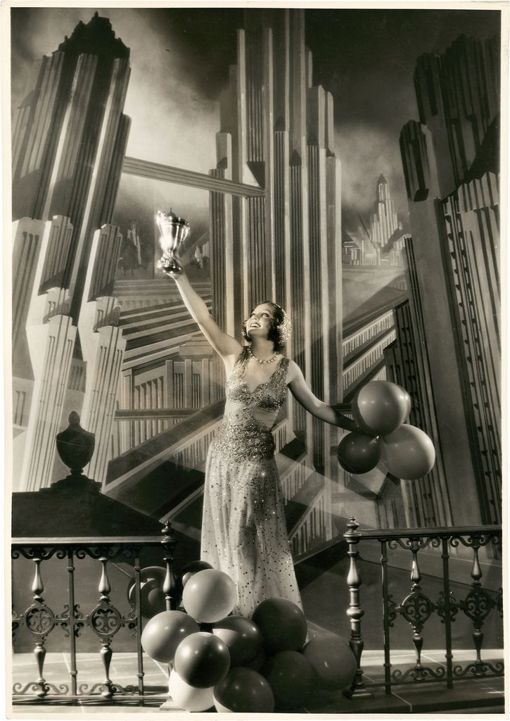 Nancy Carroll, 1930s    (vianelsoncarpenter&valentinovamp)