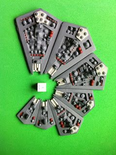 Paint. Play. Repeat!: Earth Empire Fleet (Space Dreadnought 3000, Kallis...