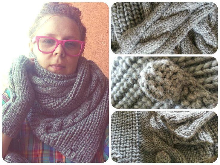 Вязание на заказ в Киеве - Вязаные шарфы
