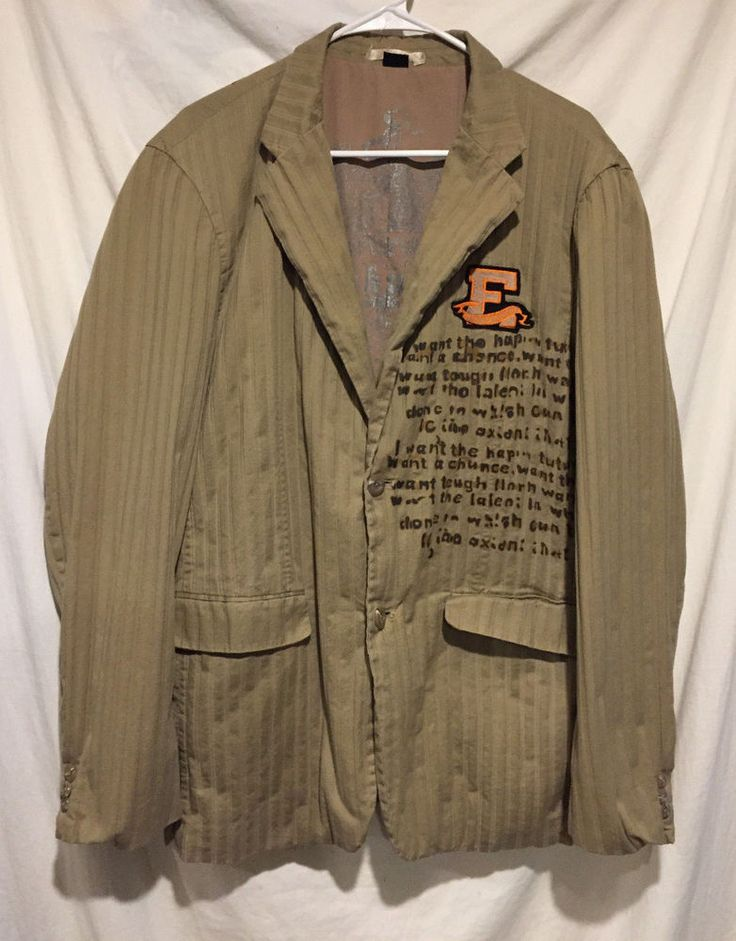 Franky Max Mens Embroidered Blazer Sport Coat Dress Casual Suit Jacket XL #FrankyMax #TwoButton