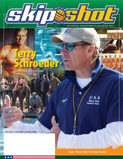 Skip Shot Magazine Water Polo 73