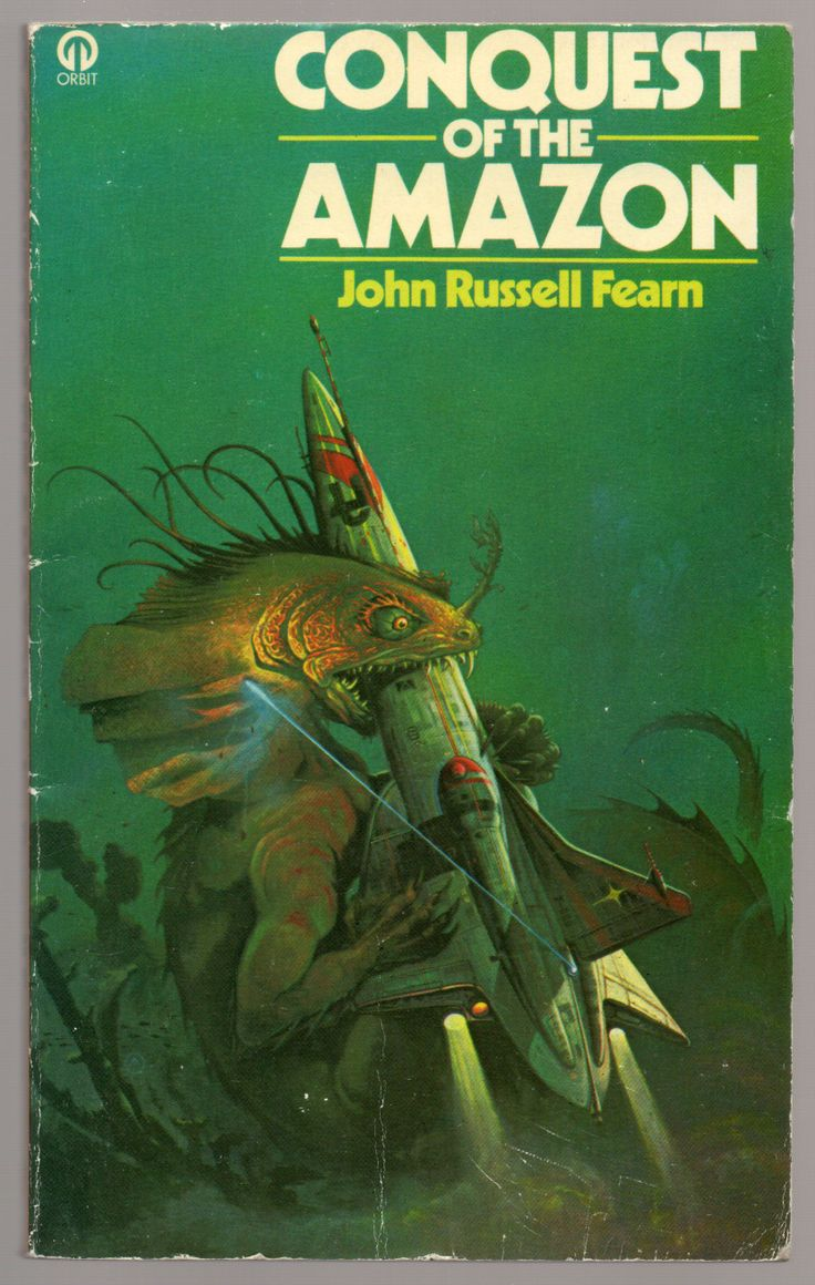 38 best vintage sci-fi book covers images on Pinterest ...
