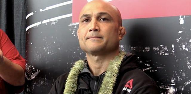 BJ Penn Tops UFC Fight Night 103 Fighter Salaries
