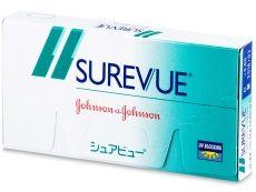 Surevue (6čoček) - Johnson and Johnson