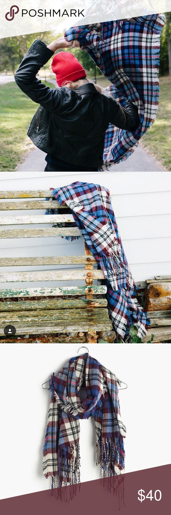 8 Best My Posh Closet Images On Pinterest Jumpsuit Lx 517 Madewell Softplaid Scarf