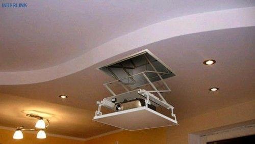 Plafondlift voor projectoren - Wize PL120 (tot max 120cm van het plafond) https://www.beugelsenmeer.nl/beugel-merken/wize-av-beugels/beamerlift/plafondlift-voor-projector-wize-pl120