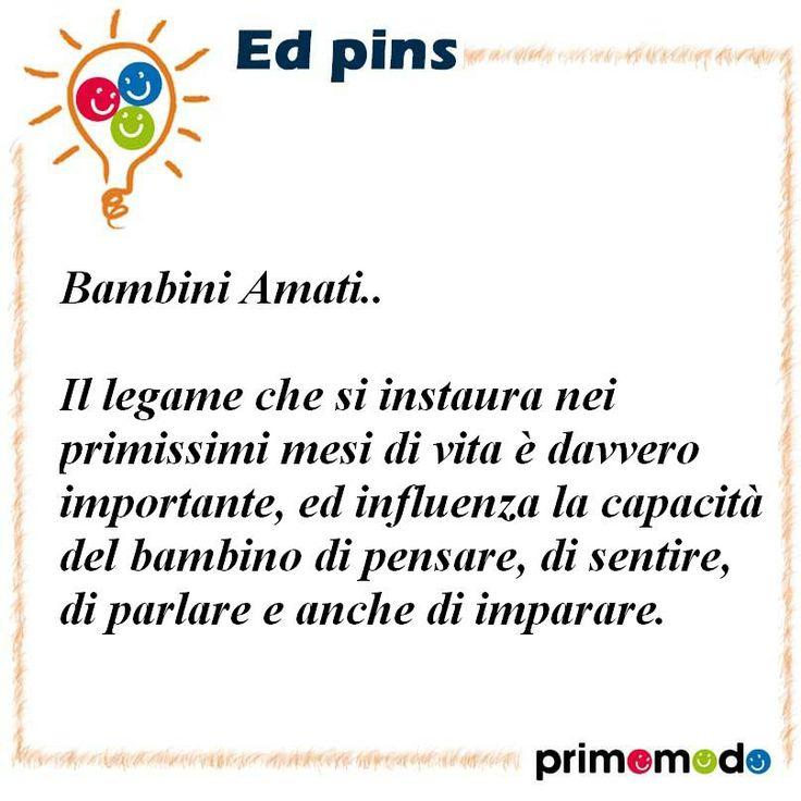 L'educazione in un pin - Consigli per i genitori e gli educatori  www.primomodo.com