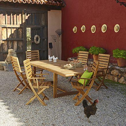 Mejores 11 imágenes de mesa para el patio en Pinterest   Conjuntos ...