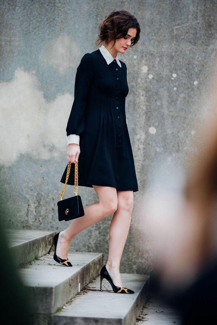 Vogue @ Paris Fashion Week.